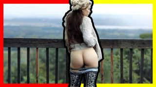 Porn video of ChronicLove on outdoor walk